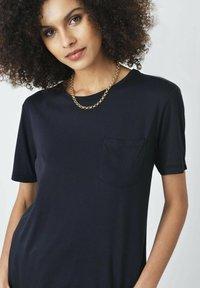 Ro&Zo - Basic T-shirt - black - 1