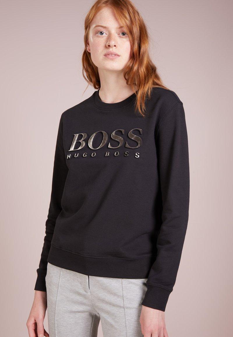 BOSS - TALABOSS - Sweatshirt - open blue