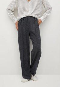 Mango - SOFT - Pantalon classique - grigio - 0