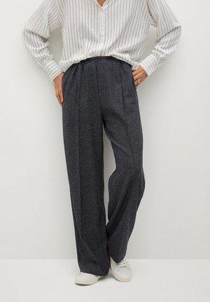 SOFT - Kalhoty - grigio