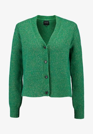 PATRICIA CARDIGAN - Strickjacke - green