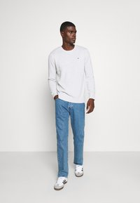 Tommy Jeans - ESSENTIAL  - Pullover - silver grey - 1