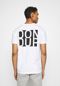 Dondup - T-shirt print - white - 0