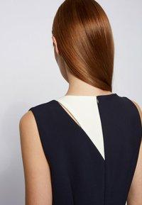 BOSS - Shift dress - open blue - 4