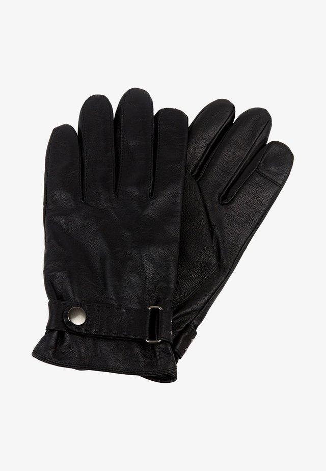GROVER - Gloves - black
