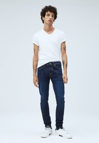 Pepe Jeans - FINSBURY - Straight leg jeans - denim - 1