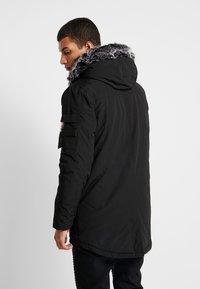 Glorious Gangsta - PARKLEA - Winter coat - black - 2