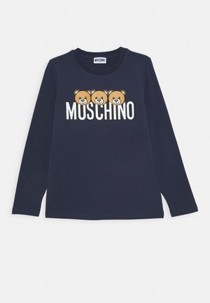 Long sleeved top - blue navy