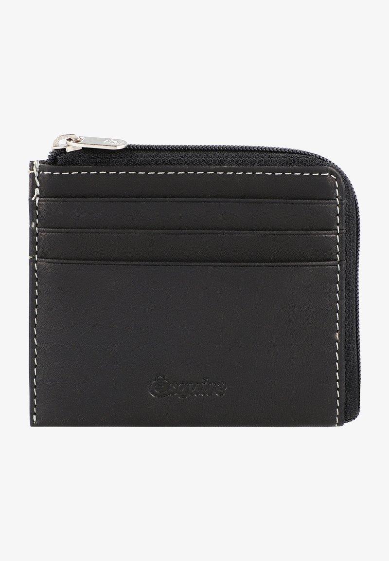 Esquire - OSLO - Wallet - schwarz