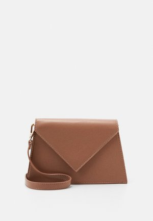 PCDILISHE CROSS BODY KEY - Olkalaukku - misty rose
