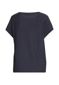 Opus - SEMKA - T-shirts - dark blue - 1