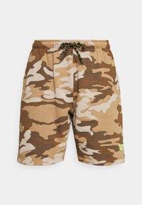 Caterpillar - BASIC  - Shorts - brown - 3