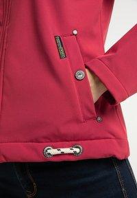 Schmuddelwedda - Summer jacket - rot - 3