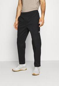 The North Face - CLASS PANT - Pantalon de survêtement - black - 0