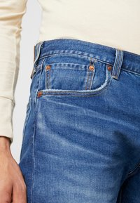 Levi's® - 501® LEVI'S®ORIGINAL FIT - Jeans straight leg - key west sky - 3