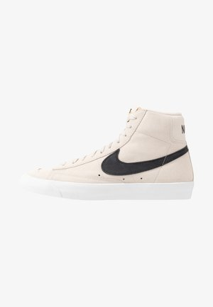 BLAZER MID '77 - High-top trainers - light orewood brown/black/white/total orange