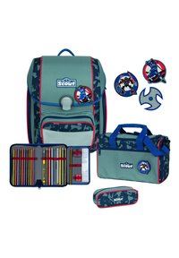 Scout - SET - School set - blue ninja - 1
