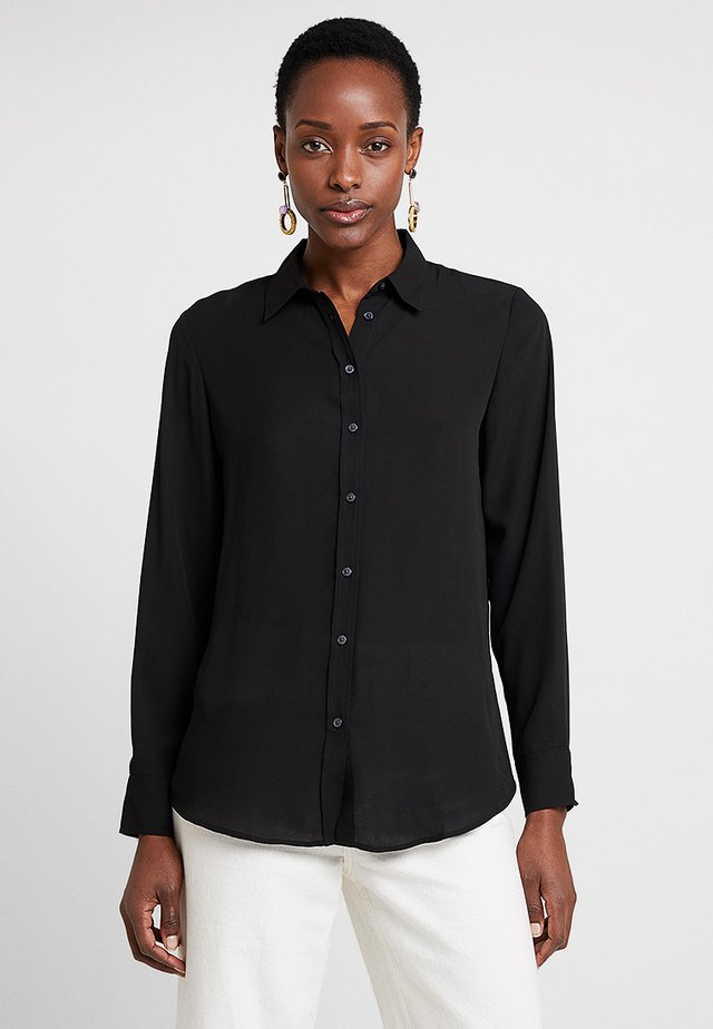 DILLON BASIC SOLIDS - Camisa - black