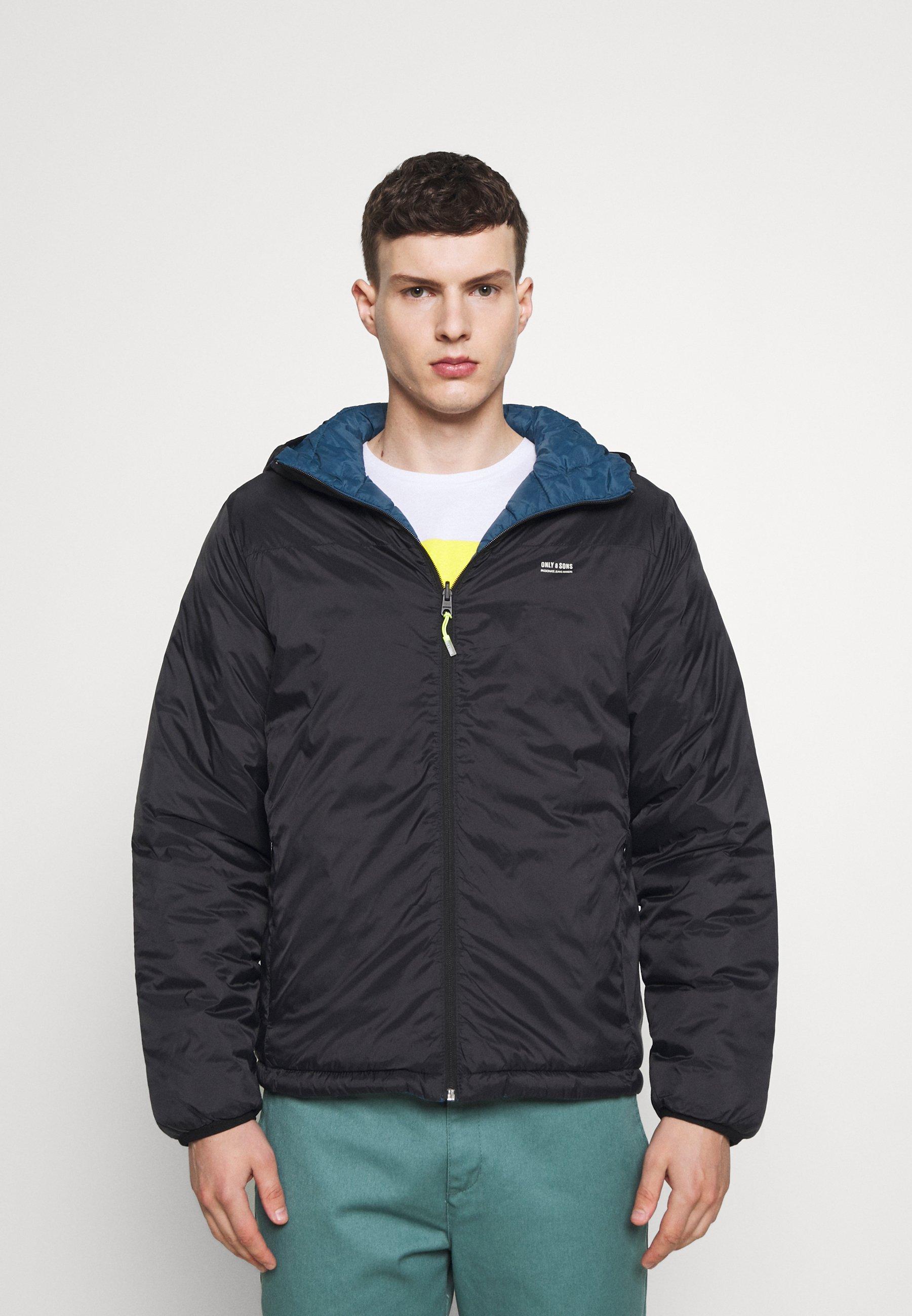 Men ONSTREK REVERSIBLE QUILT JACKET - Light jacket