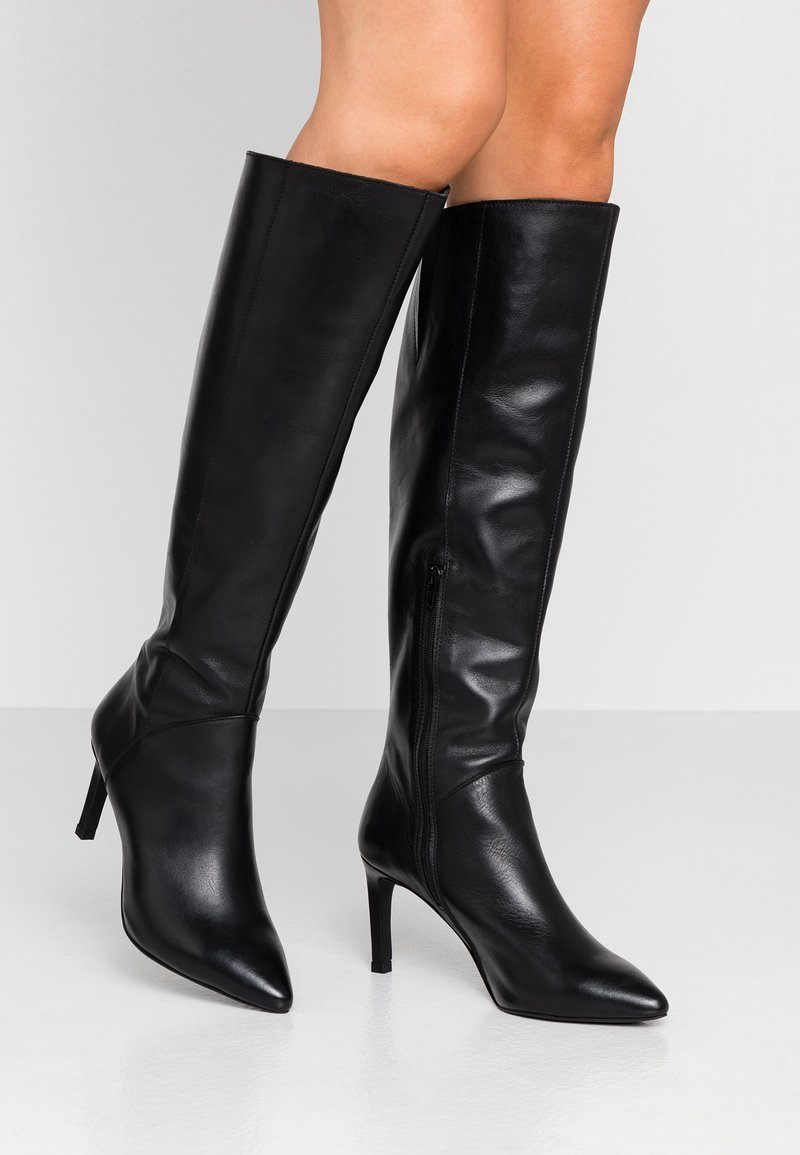 KIOMI Wide Fit - Boots - black