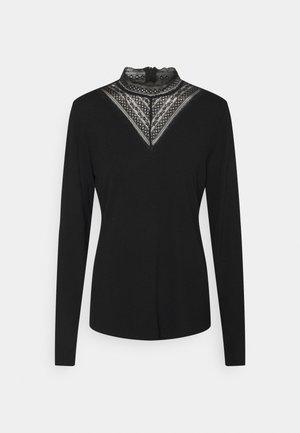 VISOLITTA  - Long sleeved top - black