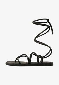 Mango - Sandals - schwarz - 0
