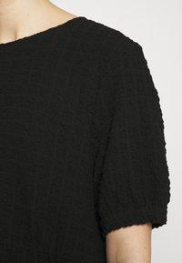Monki - Day dress - black dark unique - 5