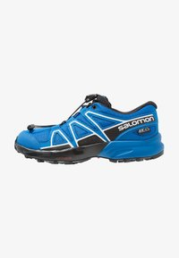 Salomon - SPEEDCROSS CSWP - Hiking shoes - indigo bunting/sky diver/white - 1