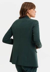 WE Fashion - Blazer - dark green - 3