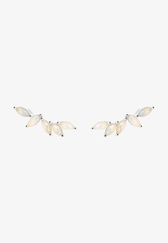 ICE DROPS - Earrings - plata