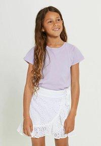 Shiwi - Wrap skirt - bright white - 1