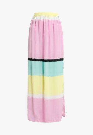 PACHI - Falda larga - multicolor