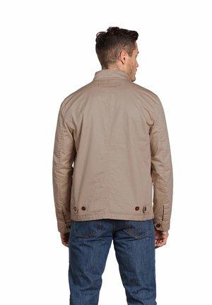 HARRINGTON  - Light jacket - tan