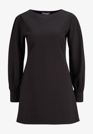 IN  - Jersey dress - schwarz