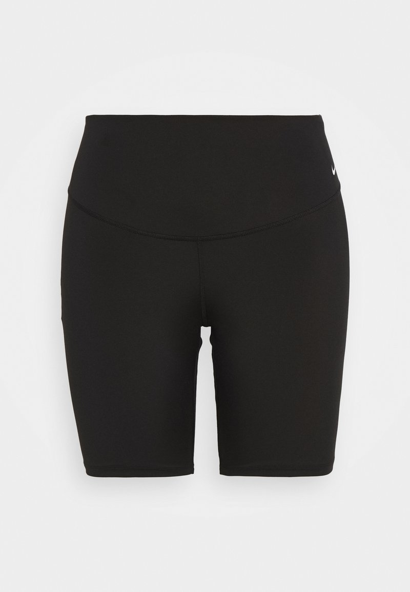 Nike Performance - ONE SHORT PLUS - Legging - black