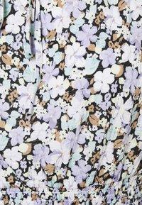 ONLY - ONLPELLA BOW - Långärmad tröja - black/pastel - 2