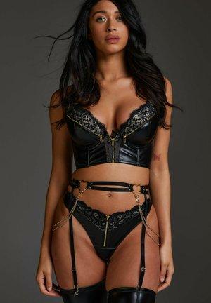 Suspenders - black