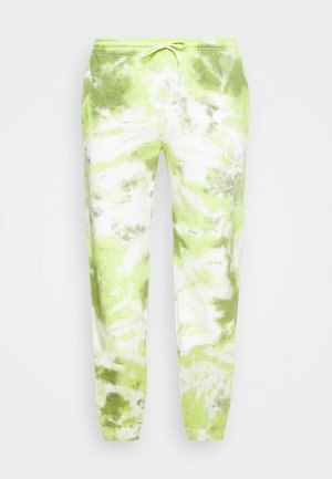 DOS SEGUNDOS GRAPHIC JOGGER - Pantalon de survêtement - green