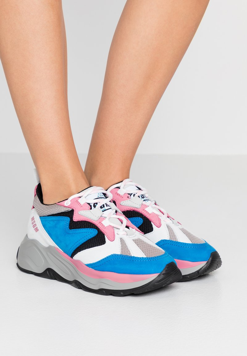 MSGM - ATTACK - Trainers - light blue