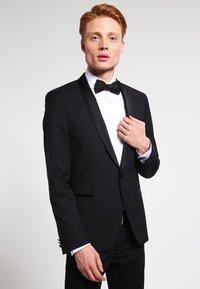 HUGO - ALSTONS - Blazer jacket - black - 0