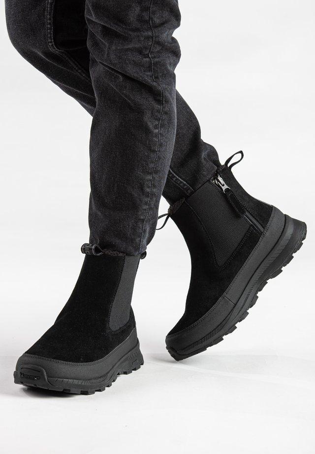 BODA W MICHELIN WIC - Ankle boots - black