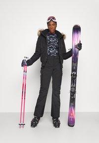 The North Face - LENADO PANT - Snow pants - black - 1