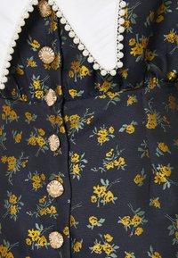 Sister Jane - JOSEPHINE MINI DRESS - Shirt dress - navy - 2