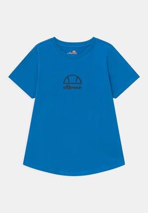 MARYAM UNISEX - T-shirt print - neon blue