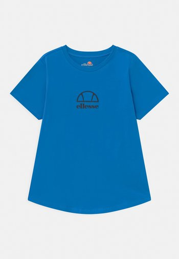 MARYAM UNISEX - Print T-shirt - neon blue