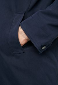 Levi's® - LONG UTILITY COAT - Cappotto corto - nightwatch blue - 6