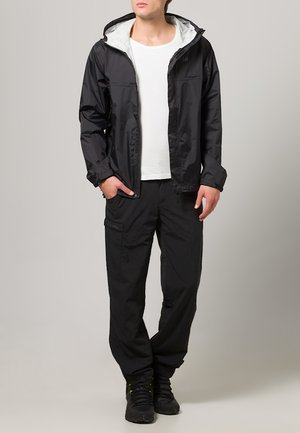 LOKE - Outdoorjas - black