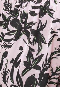 Simply Be - PRETTY SECRETS BUTTON THROUGH - Pyjamas - pink/black - 5