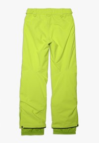 O'Neill - ANVIL PANTS - Snow pants - lime punch - 1