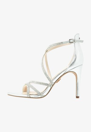 MAKAI - High heeled sandals - silver